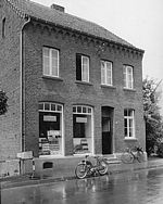 Eiscafe Peters 1955